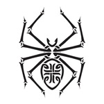 Tribal Spider Design