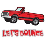 Let's Bounce Truck