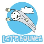 Let's Bounce Golf Ball