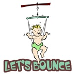Let's Bounce Baby Jumper