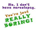You're Really Boring