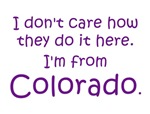I'm From Colorado