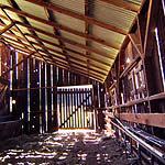 Barn Interior