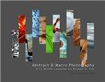Abstract & Macro Photography Calendars