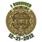I Survived 2012 Mayan Calendar