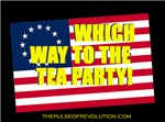 Which Way To The Tea Party!