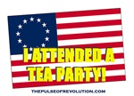 I Attended A Tea Party