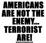 Americans Are Not The Enemy