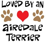 Loved By An Airedale