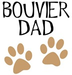 Big Paws Bouvier Dad
