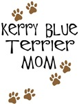 Kerry Blue Terrier Mom