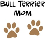 Big Paws Bull Terrier Mom