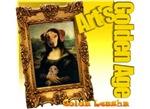 Golda Leasha (Mona Lisa goes GOLD)