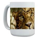 Leopard Cheetaro Mugs