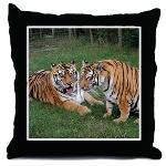 Shere Khan & China Doll Pillows