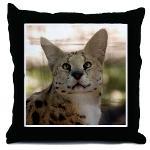 Serval Pillows