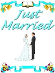 Just Married Gifts, Wedding Gifts