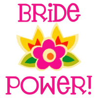 Bride Power Bridal T-Shirts Gifts