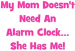 Mommy's Alarm Clock - Pink