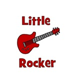 Little Rocker with Guitar