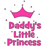 Daddy's Little Princess with Crown