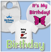 Birthday - Kids & Baby's 1st!