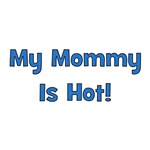 My Mommy Is Hot!  Blue