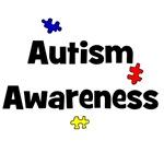 Autism Awareness (black)