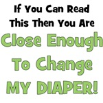 Change My Diaper! Green