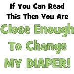 Change My Diaper! Green