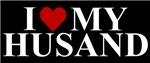 I Love My Husband (heart)