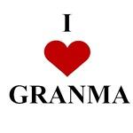 I Love (heart) Granma