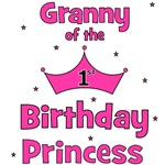Granny of the 1st Birthday Princess!