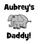 Aubrey's Daddy Elephant