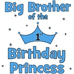 Big Brother of the Birthday Princess