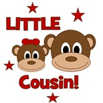 I'm The Little Cousin! Monkey