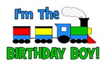 I'm The Birthday Boy! TRAIN