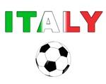 Italy 1 Soccer Tees