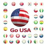 Go USA soccer 2010 World Cup