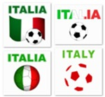 Italy / Italia World Cup T-Shirts
