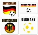 Deutschland / Germany World Cup T-Shirts