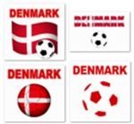 Denmark World Cup T-Shirts