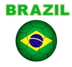 Brazil 5 Soccer Tees