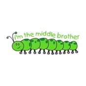 i'm the middle brother caterpillar
