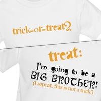 trick or treat halloween big brother