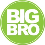 big bro t-shirt mix and match green