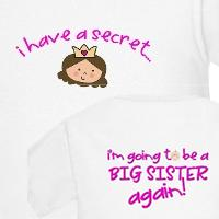 princess big sister to be again