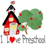 I Love Preschool