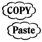 TWINS COPY & PASTE