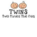 Twins 2X's The FUN